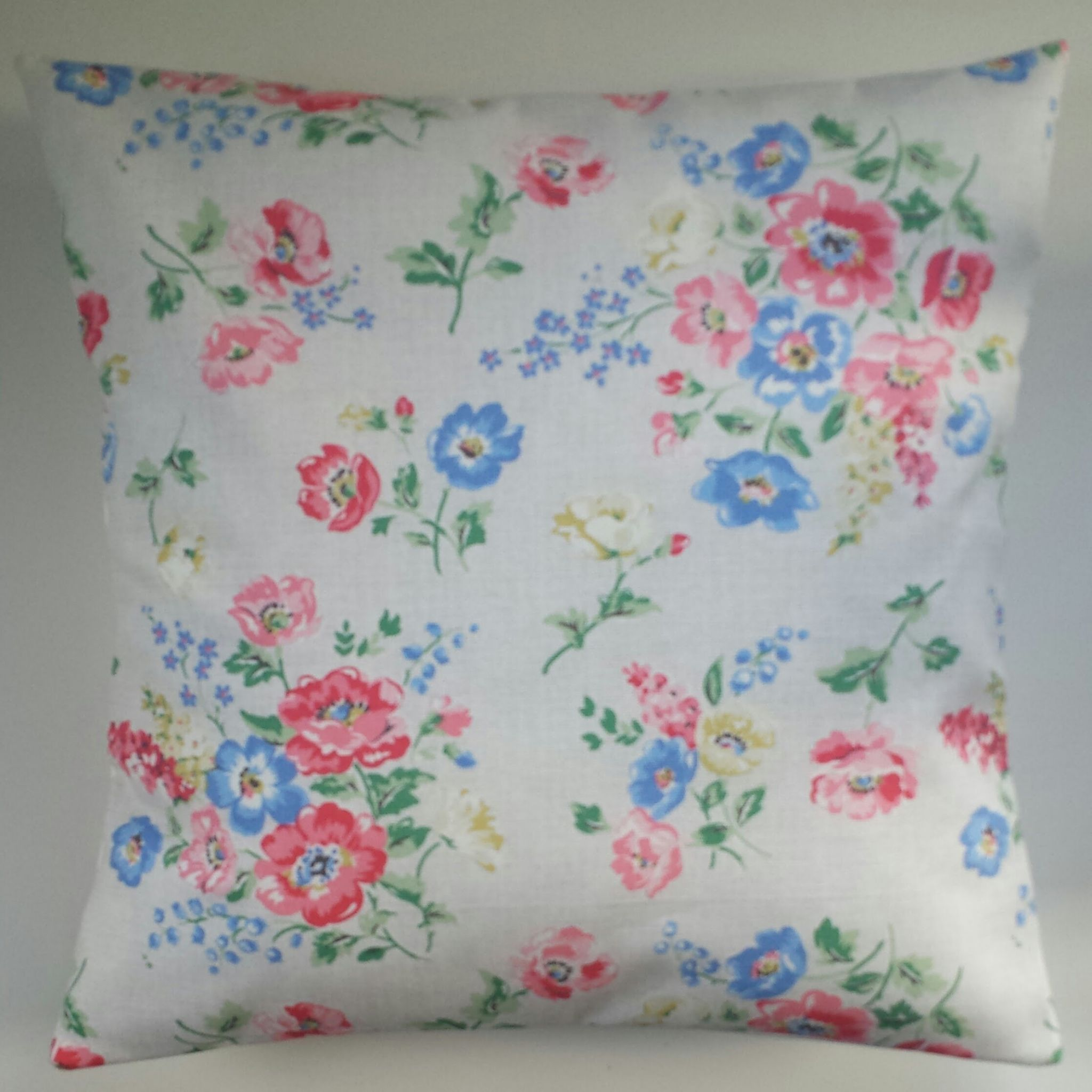 cushion cover in cath kidston meadow bunch 16